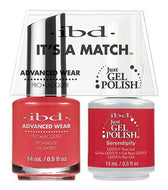 IBD It's A Match Duo - Serendipity - #65509, Gel & Lacquer Polish - IBD, Sleek Nail