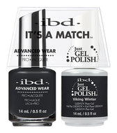 IBD It's A Match Duo - Viking Winter - #65568, Gel & Lacquer Polish - IBD, Sleek Nail