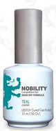 Lechat Nobility - Teal 0.5 oz - #NBGP52, Gel Polish - LeChat, Sleek Nail