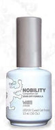 Lechat Nobility - White 0.5 oz - #NBGP01, Gel Polish - LeChat, Sleek Nail