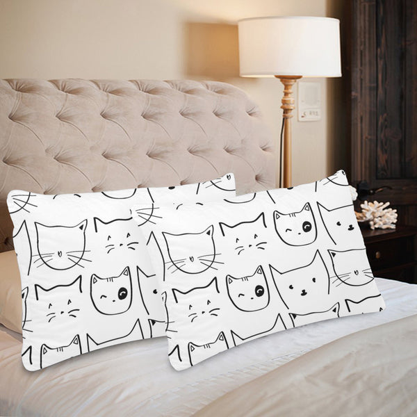 Rectangle Pillow Case Set of 2