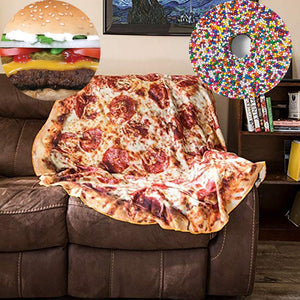 Food Throw Blanket