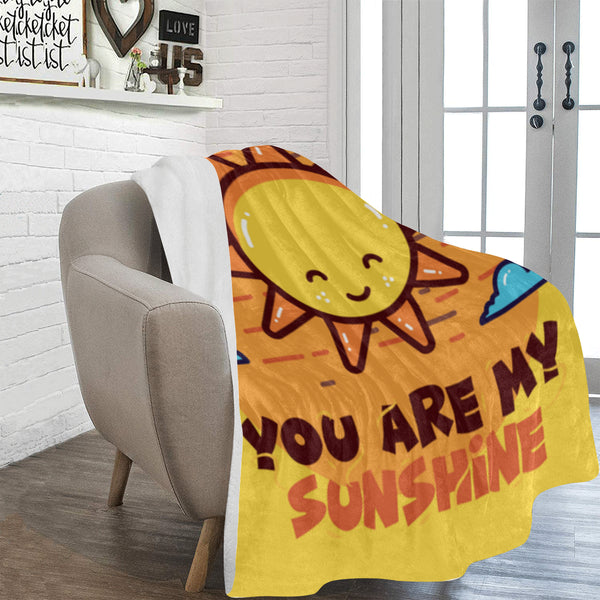 You are my sunshine blanket!