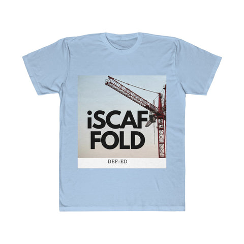 iSCAFFOLD Fitted Tee