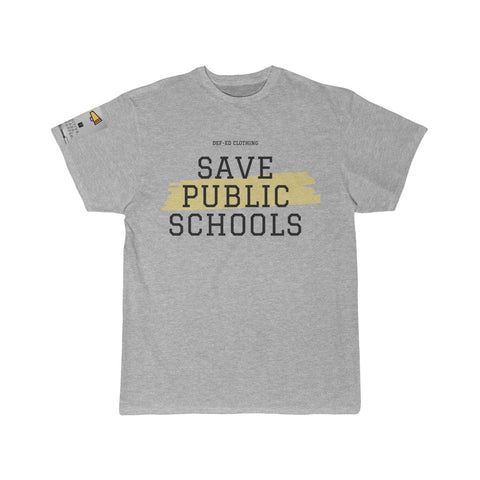 Save Public Schools Short Sleeve Tee