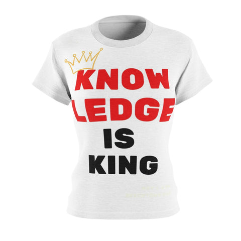 Knowledge Women's Tee