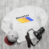 Decatur Trident Unisex Crew Neck Sweatshirt