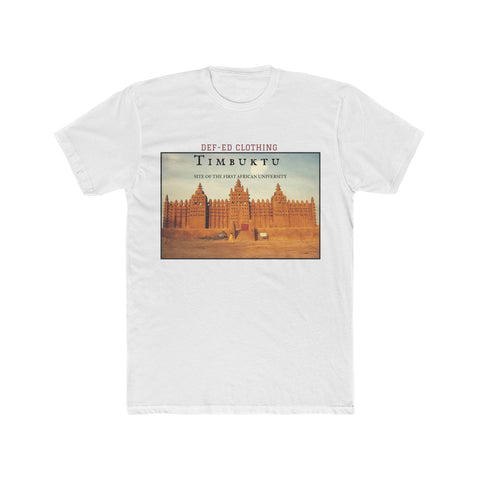Timbuktu Men's Cotton Crew Tee