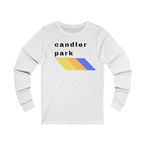 Candler Park Trident Unisex Jersey Long Sleeve Tee