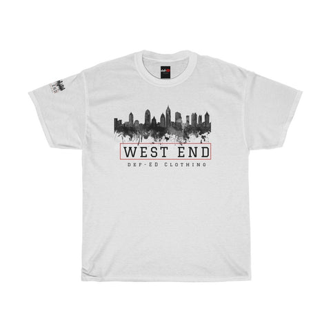 West End Unisex Heavy Cotton Tee