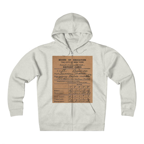 B.O.E. Heavyweight Fleece Zip Hoodie