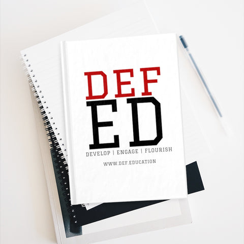 Def-ED Journal - Ruled Line