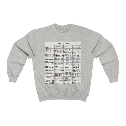 Due Date Heavy Blend™ Crewneck Sweatshirt