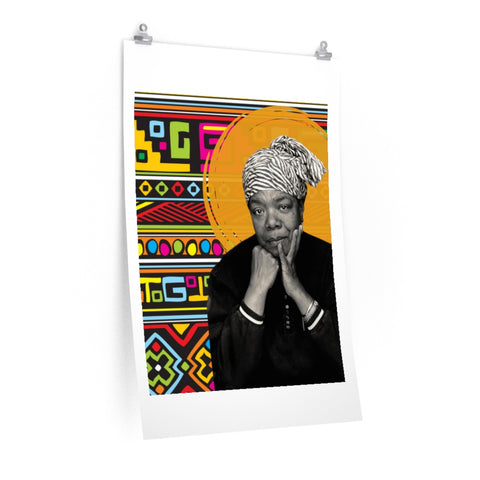 Dr. Angelou Poster
