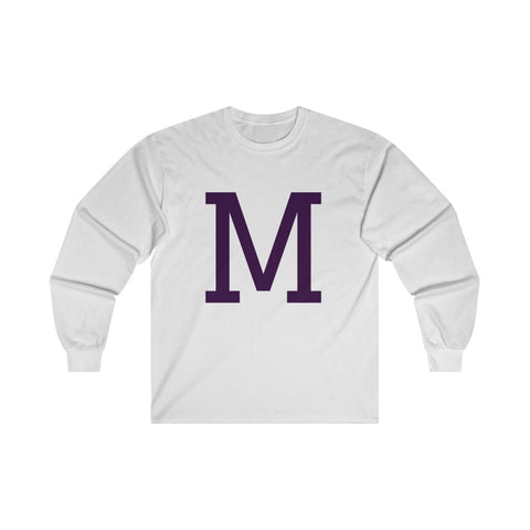 THE M Ultra Cotton Long Sleeve Tee