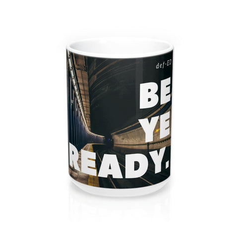 BeYe Ready Mug 15oz