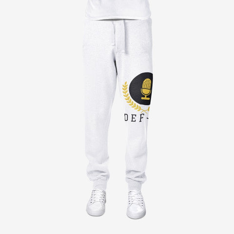 Def-Crest men's joggers sweatpants