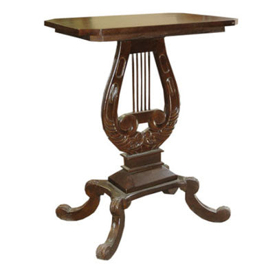 Lyre Table
