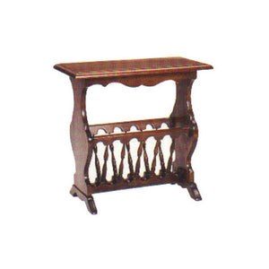 Antique Style Magazine Rack