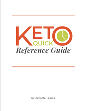 Load image into Gallery viewer, Keto Quick Reference Guide