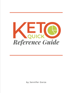 Keto Quick Reference Guide