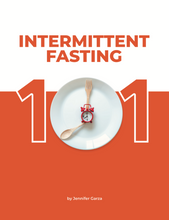 Load image into Gallery viewer, Intermittent Fasting 101