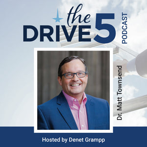 Episode 7: Setting Goals with Dr. Matt Townsend, Human Development Expert