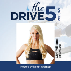Episode 10: Fitness goal? Transform your Body with Carli Williams @fitnesscarli