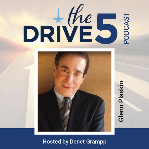 Episode 1: Interview with NY Times Best Selling Author Glenn Plaskin