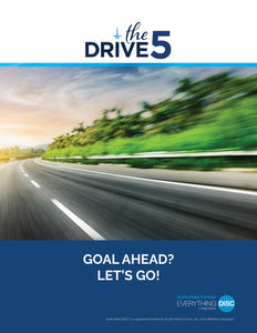 Blue Drive the 5 Workbook