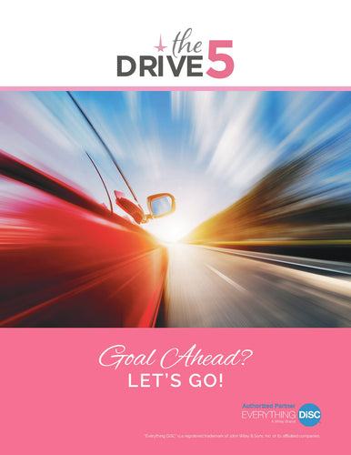 Pink Drive the 5 Workbook