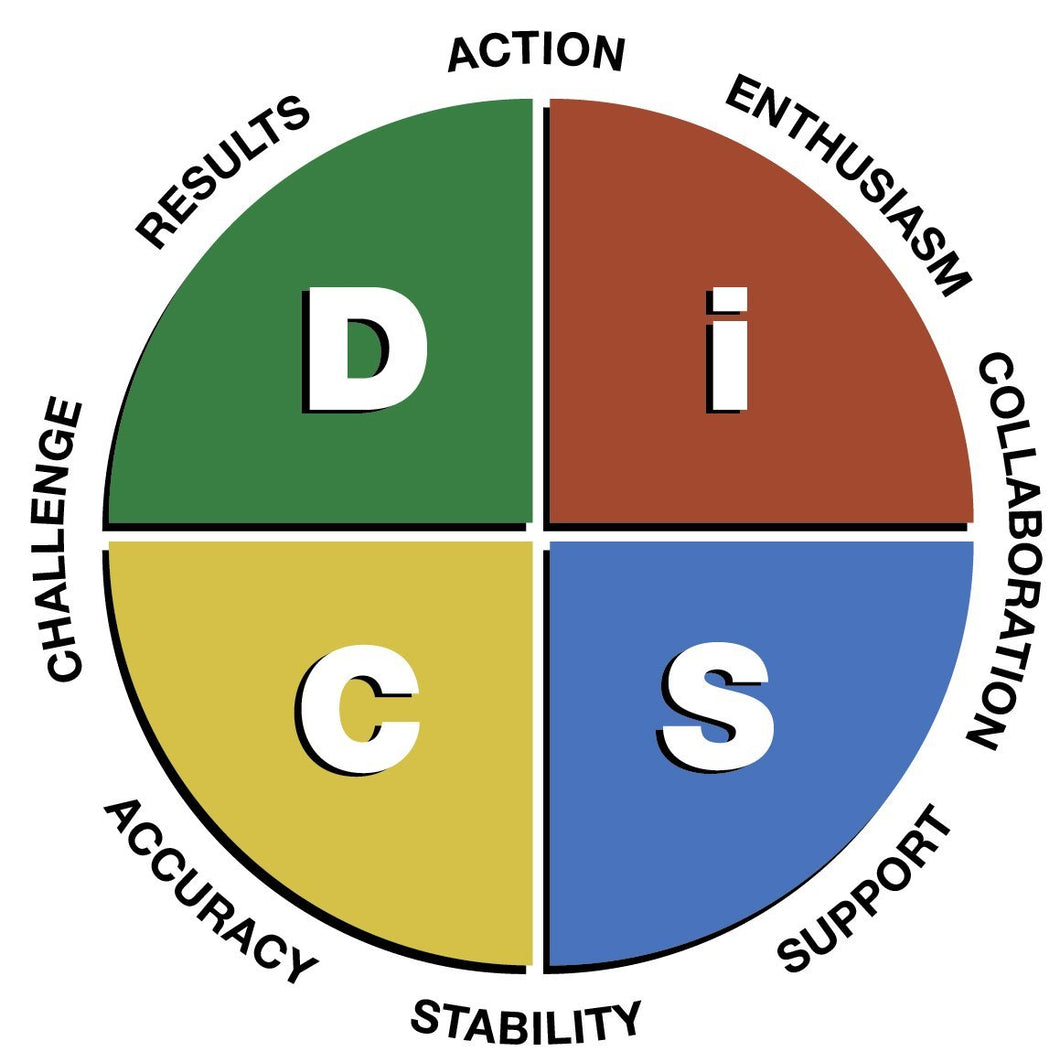 Everything DiSC® Personal Development Assessment