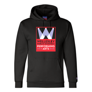 POPS Spiritwear Champion Double Dry Eco Hoodie