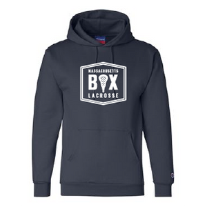 Mass Box Lax – Champion Double Dry Eco Hoodie