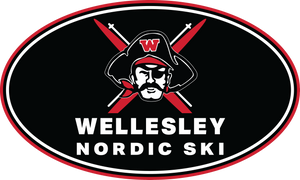 WHS Nordic Ski – Car Magnet and Stickers