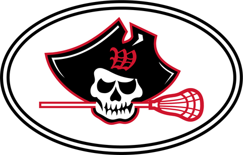 Raider Lax – Car Magnet and Stickers