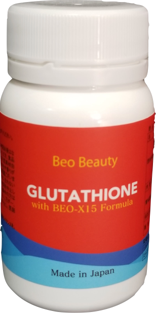 Beo Beauty Glutatione with BEO-X15 Formula