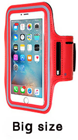 Armband  cellphone case for jogging and exercise
