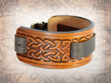 Celtic Eternity Knot Watch Cuff