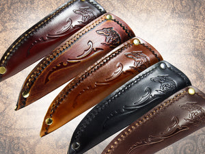 Wolf Knife Sheath