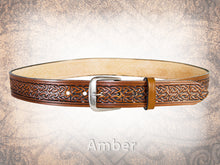 Celtic Eternity Knot Belt