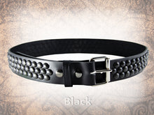 Dome Stud Belt - 3 Row