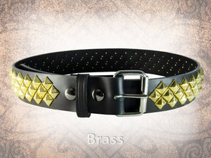 Diamond Stud Belt