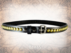 Dome Stud Belt - 1 Row