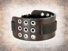 Eyelet Grid Watch Cuff