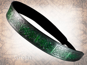 Celtic Hounds Guitar Strap