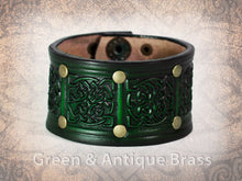Celtic Sailor's Knot Cuff