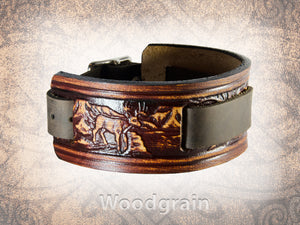 Woodland Watch Cuff