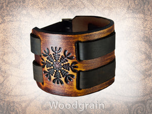 Ægishjalmr (Helm of Awe) Cuff