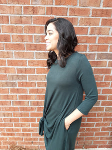 HADLEY SWEATER DRESS